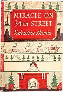 <i>Miracle on 34th Street</i> (novella)