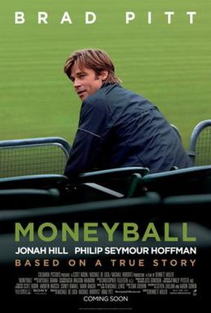 Moneyball (film) - Theatrical release poster