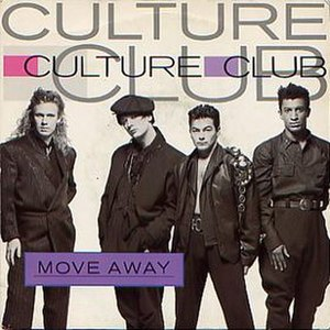 Move Away - Image: Move Away cover