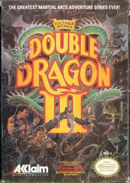 Double Dragon Iii The Sacred Stones Wikipedia