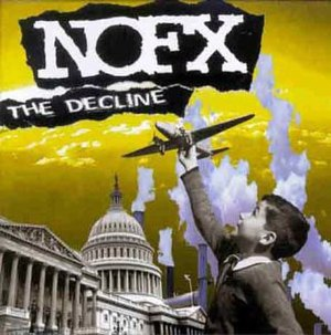 The Decline - Image: NOFX The Decline cover