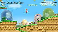 New Super Mario Bros Wii Wikipedia