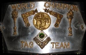 NWA World Tag Team Championship (Detroit version) - The Detroit version of the championship