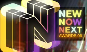 NewNowNext Awards - Logo 2009