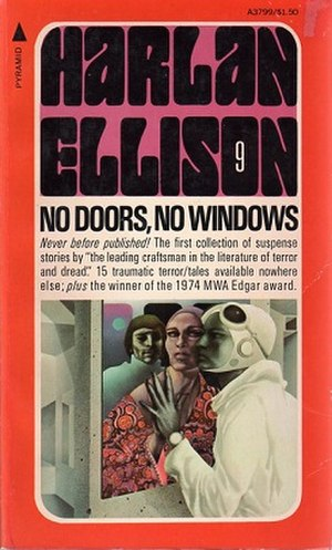 No Doors, No Windows - First edition (publ. Pyramid Books) Cover art by Leo and Diane Dillon.