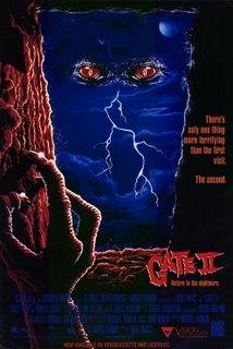 <i>The Gate II: Trespassers</i> 1990 film by Tibor Takács