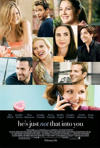 He's Just Not That into You (film) - Theatrical release poster