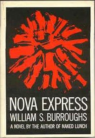 Nova Express - First edition