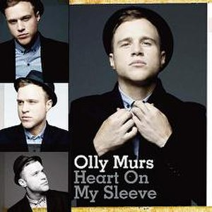 Heart on My Sleeve - Image: Olly murs heart on my sleeve