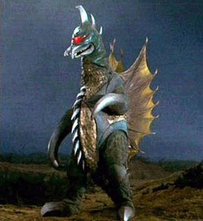 Gigan Fictional kaiju or character