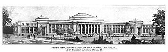 Robert Lindblom Math & Science Academy - Original Lindblom.jpg