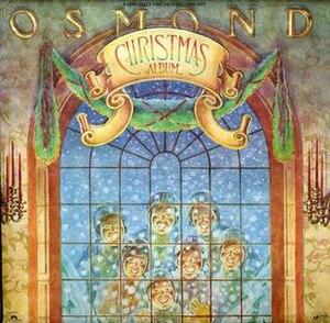 Osmond Family Christmas - Image: Osmondfamilychristma s