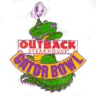 1994 Gator Bowl - Outback Gator Bowl logo