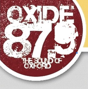 Oxide Radio - logo used from 2005-2009