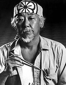 Mr Miyagi Wikipedia