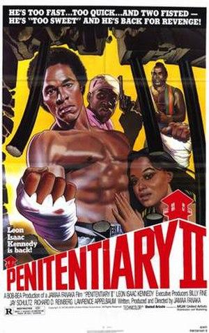 Penitentiary II - Image: Penitentiary II poster