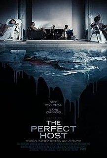 <i>The Perfect Host</i> 2010 American film
