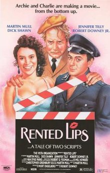 Poster of the movie Rented Lips.jpg