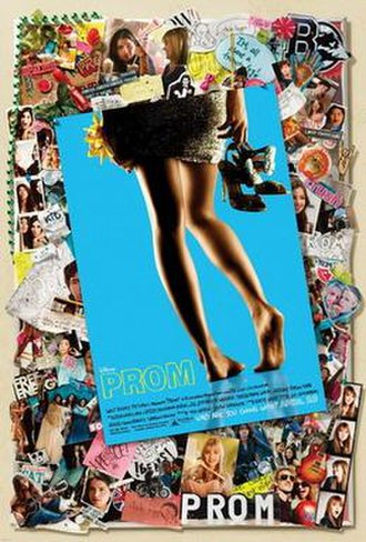 Prom (film) - Theatrical release poster