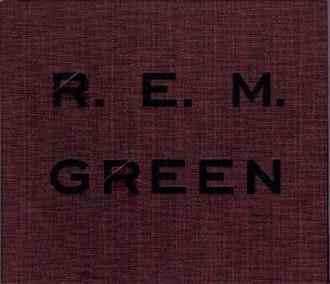 Green (R.E.M. album) - Image: R.E.M. Green promo