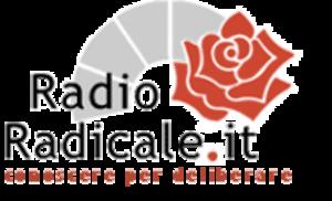 Radio Radicale - Image: Radio Radicale