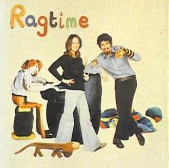 Ragtime (TV series) - Image: Ragtime (BBC1 program title card)