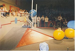 Ramp 'n Roll - The 1995 playing field