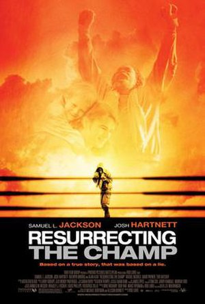 Resurrecting the Champ - Theatrical release poster