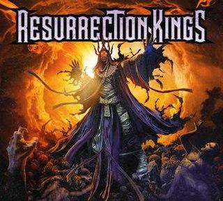 <i>Resurrection Kings</i> (album) 2016 studio album by Resurrection Kings