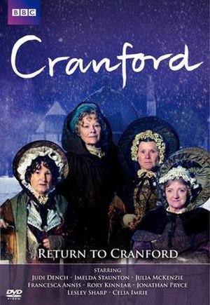 Return to Cranford - Promotional poster