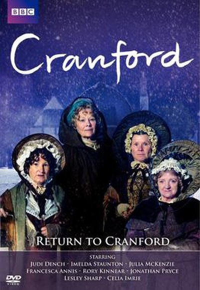 Picture of a TV show: Return To Cranford