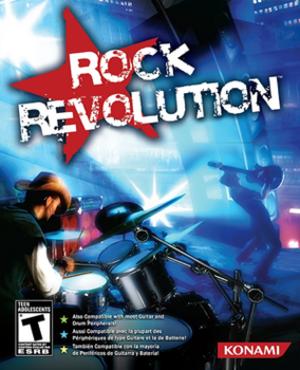 Rock Revolution - Image: Revolution