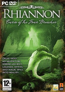 rhiannon curse of the four branches