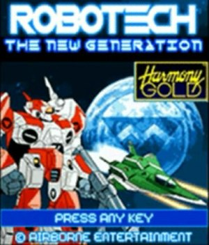 Robotech: The New Generation - Image: Robotech The New Generation