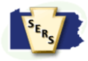 Pennsylvania State Employees' Retirement System - Image: SERS logo
