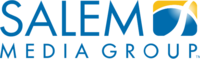 Logo of Salem Communications.