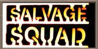 Salvage Squad - The Salvage Squad logo from Series 3