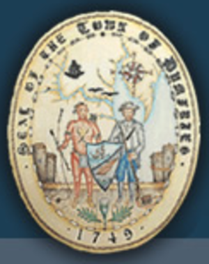 Dumfries, Virginia - Image: Seal of Dumfries, Virginia
