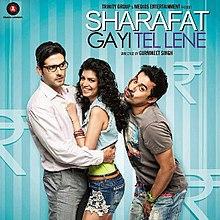 Sharafat Gayi Tel Lene (2015) SL DM - Zayed Khan, Tena Desae, Talia Bentson, Rannvijay Singh, Anupam Kher