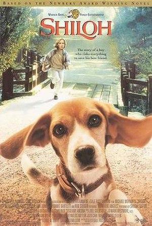 Shiloh (film) - Theatrical release poster