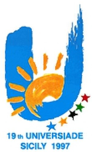 1997 Summer Universiade - Image: Sicily 1997