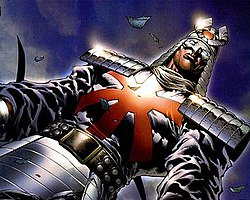 Silver Samurai (Character) - Comic Vine