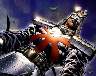 Silver Samurai character from Marvel Comics