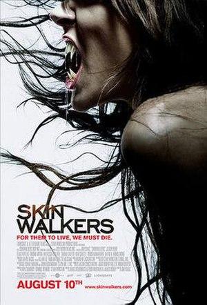 Skinwalkers (2006 film) - Theatrical poster