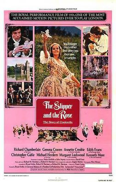 Picture of a movie: The Slipper And The Rose: The Story Of Cinderella