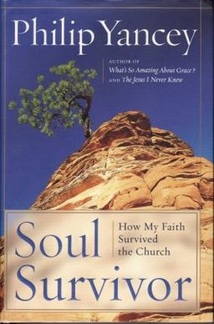 Soul Survivor (book) - First edition cover