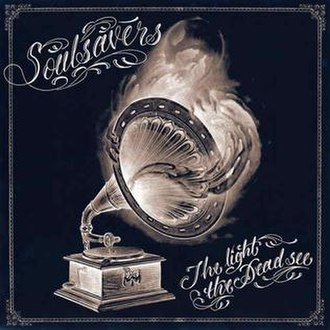 The Light the Dead See - Image: Soulsavers The Light The Dead See cover
