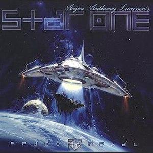 Space Metal (Star One album) - Image: Space Metal Star One