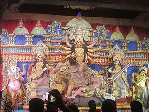 Culture of West Bengal - Durga Puja, the festival that every Bengali waits for