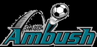 St. Louis Ambush (2013–) - Image: St. Louis Ambush 2013 logo